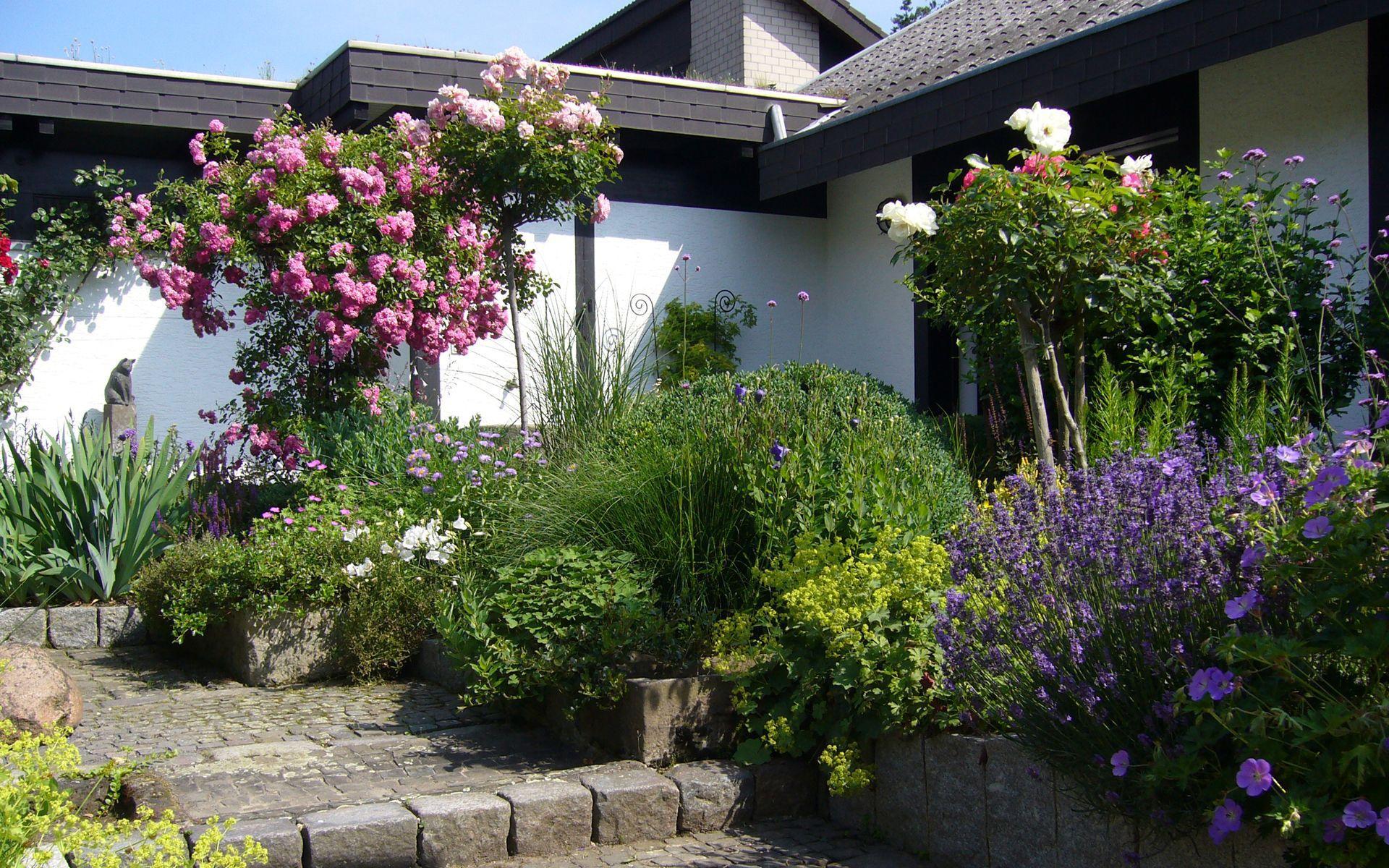 Galerie gartengestaltung gartenarchitektur wiebke gro gebauer - Gartengestaltung mit rosen ...